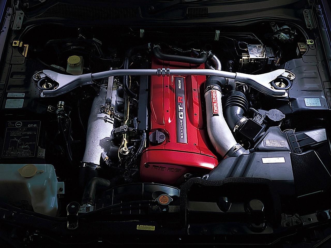 NISSAN Skyline GT-R V-Spec (R34) specs & photos - 1999 ...