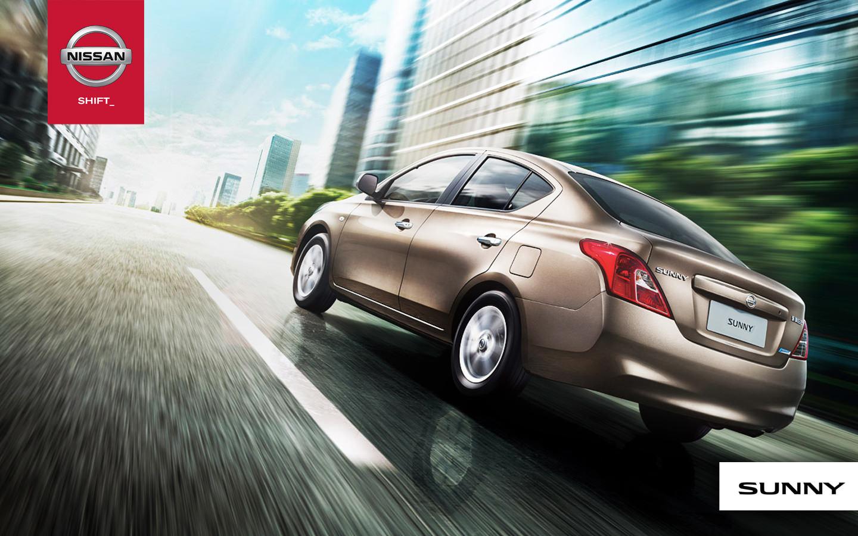 Nissan Versa S Sedan >> NISSAN Sunny - 2010, 2011, 2012, 2013, 2014, 2015, 2016 ...