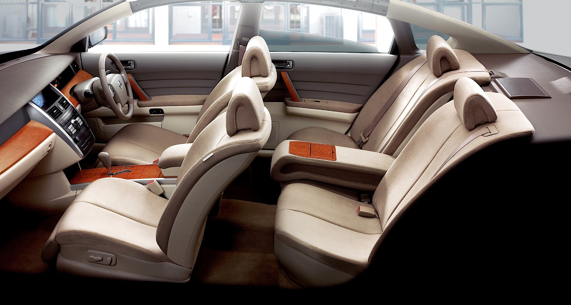 Nissan Maxima 2017 Interior >> NISSAN Teana - 2003, 2004, 2005, 2006, 2007, 2008, 2009 - autoevolution