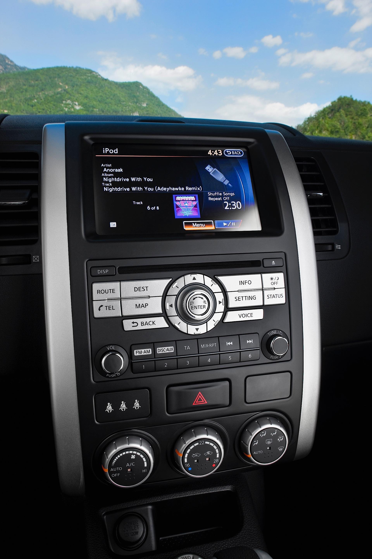 Nissan X Trail Specs 2007 2008 2009 2010 2011 2012