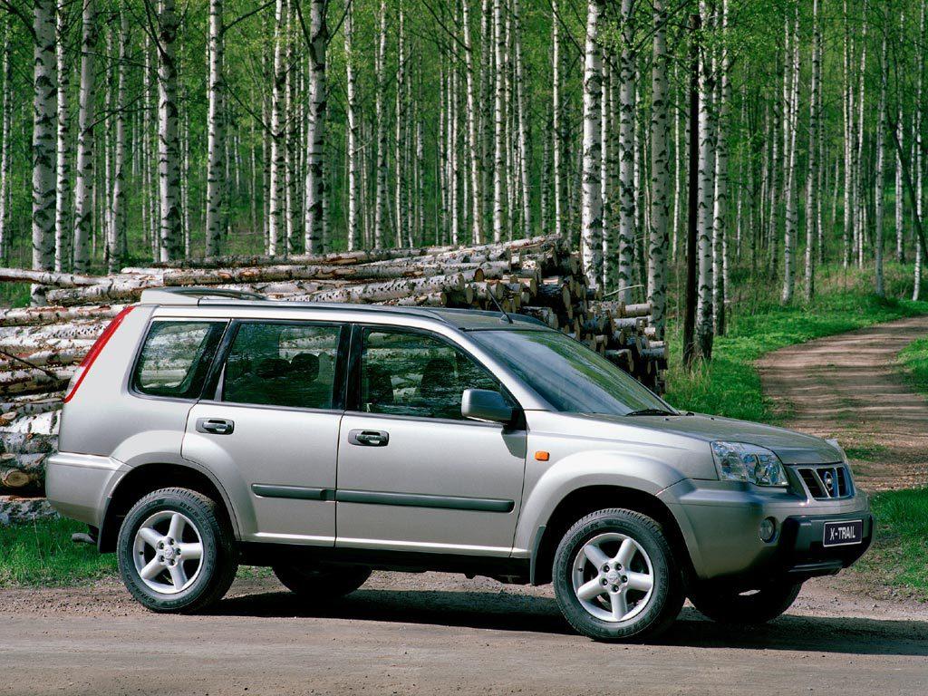 NISSAN X-Trail specs & photos - 2001, 2002, 2003 ...