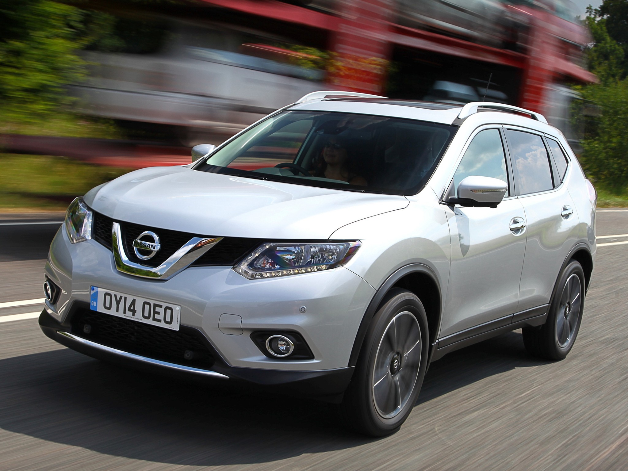 NISSAN X-Trail specs & photos - 2014, 2015, 2016, 2017 ...