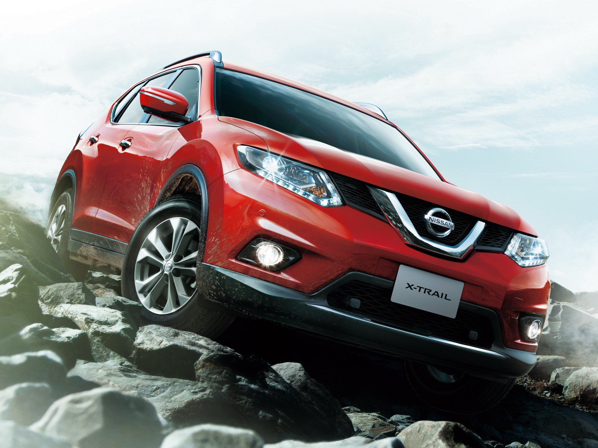 nissan x trail specs photos 2014 2015 2016 2017. Black Bedroom Furniture Sets. Home Design Ideas