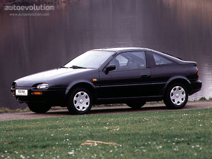1991 Nissan Nx2000 Nissan 100 nx 1991 1996