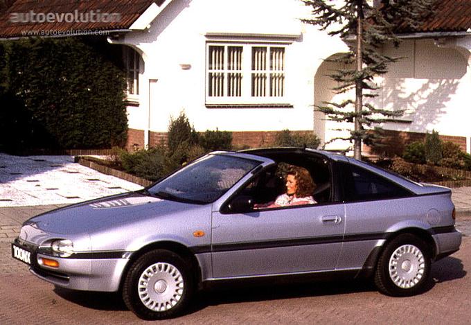 NISSAN 100 NX specs & photos - 1991, 1992, 1993, 1994 ...