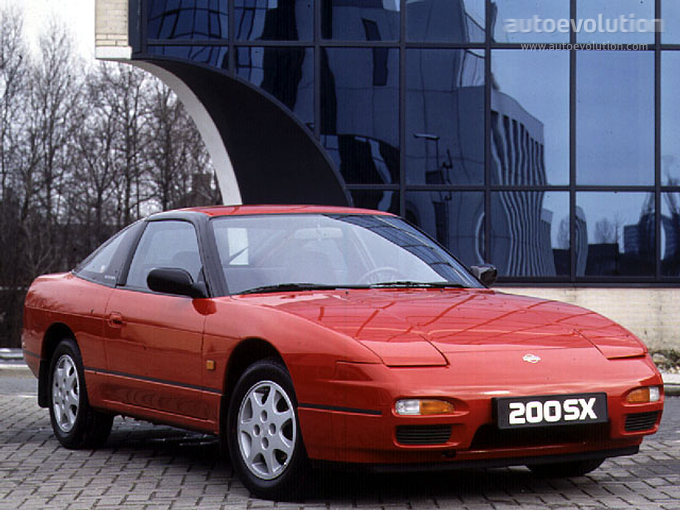 nissan 200 sx specs photos 1989 1990 1991 1992 1993 1994 autoevolution. Black Bedroom Furniture Sets. Home Design Ideas