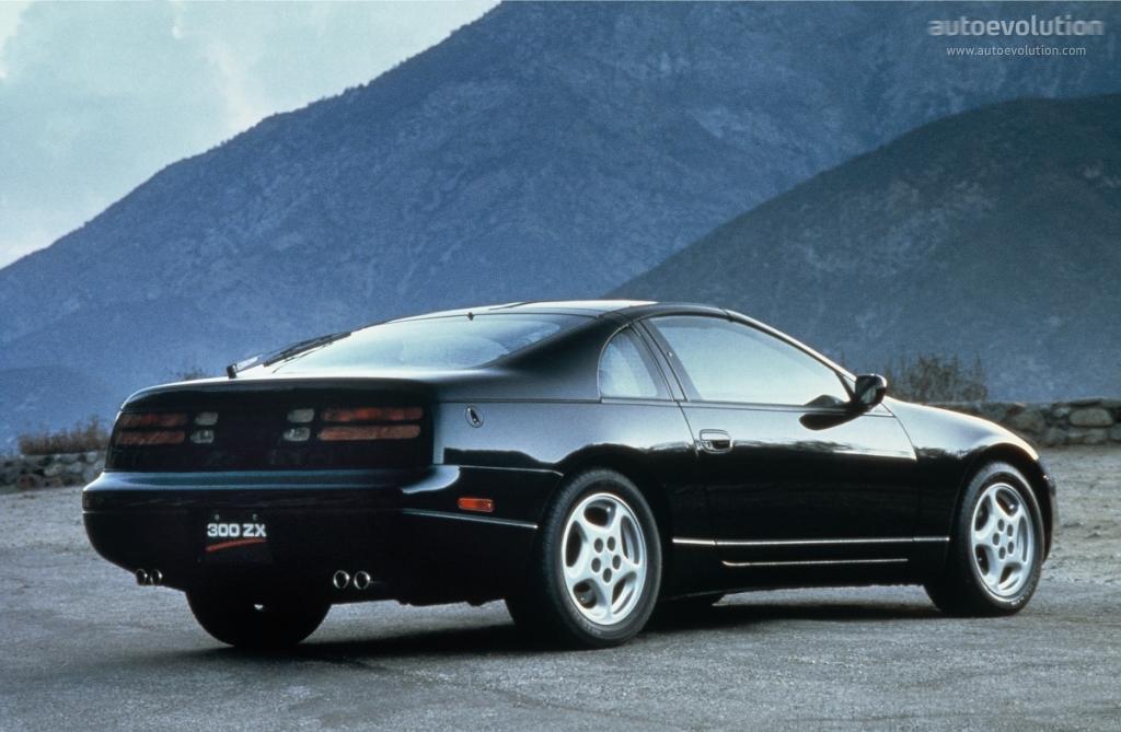 1990 nissan 300zx weight