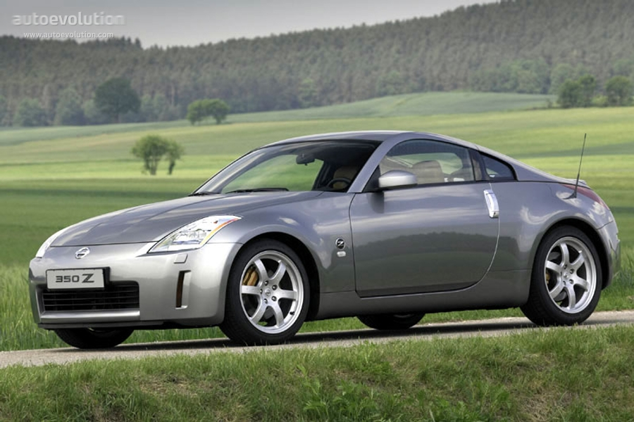Nissan 350z 2002 2003 2004 2005 Autoevolution