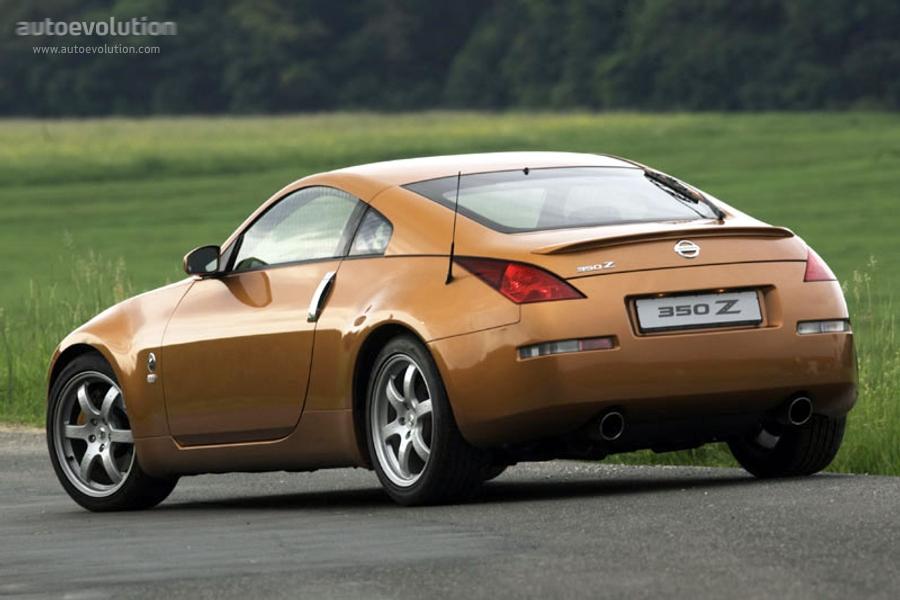 Nissan 350z Specs 2002 2003 2004 2005 Autoevolution