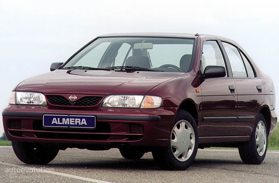 nissan almera pulsar 4 doors specs photos 1995 1996 1997 1998 1999 2000 autoevolution. Black Bedroom Furniture Sets. Home Design Ideas