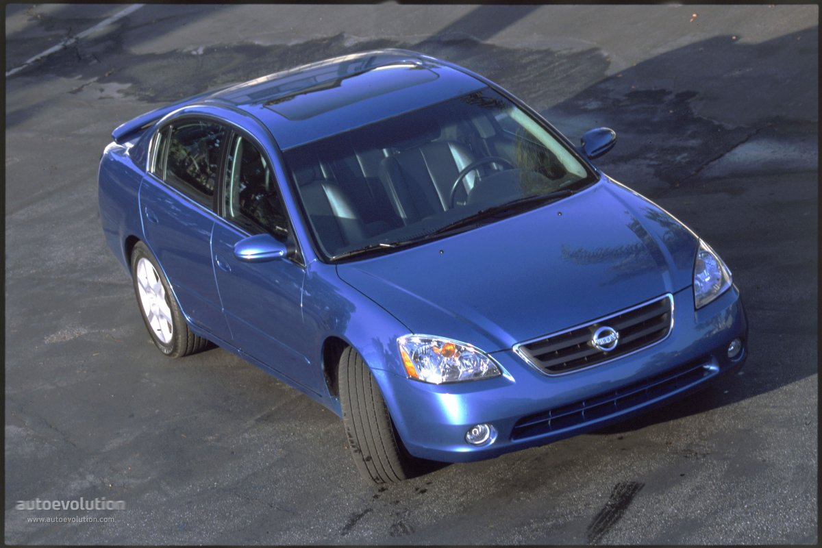 Exceptional NISSAN Altima (2002   2006) ...