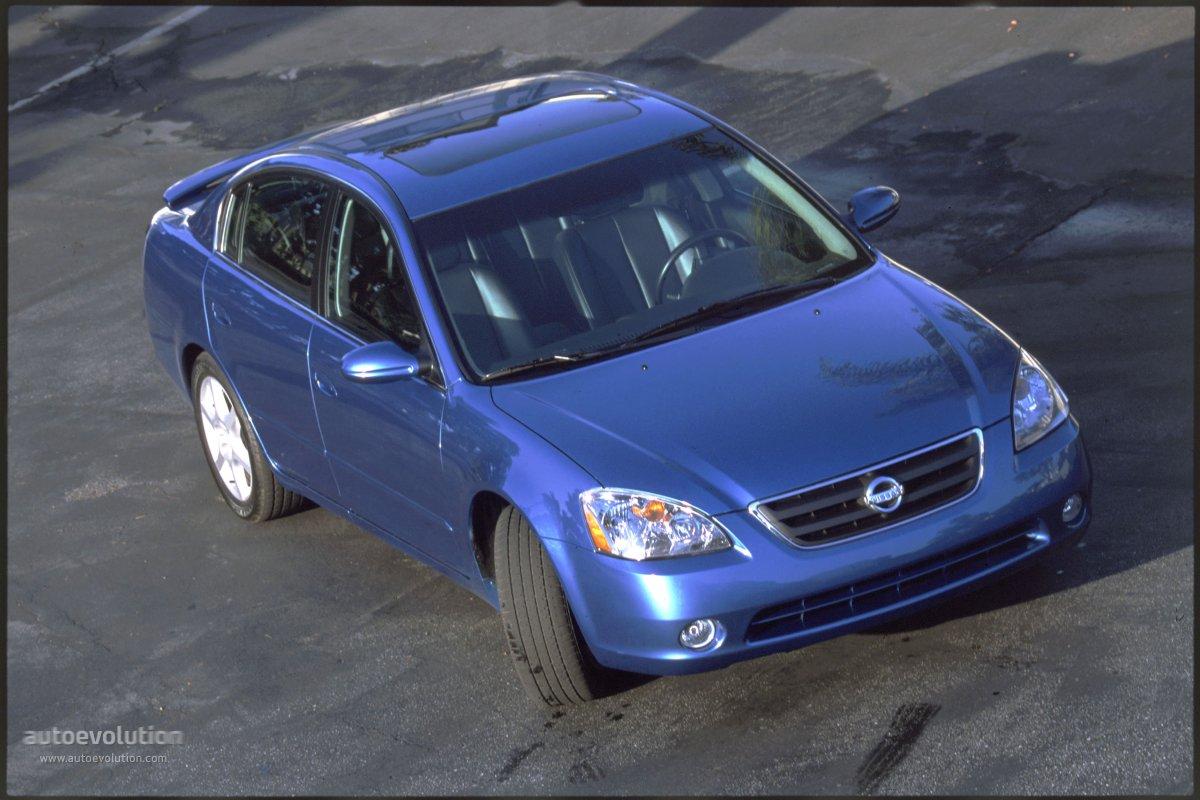 Nissan Altima Specs Amp Photos 2002 2003 2004 2005