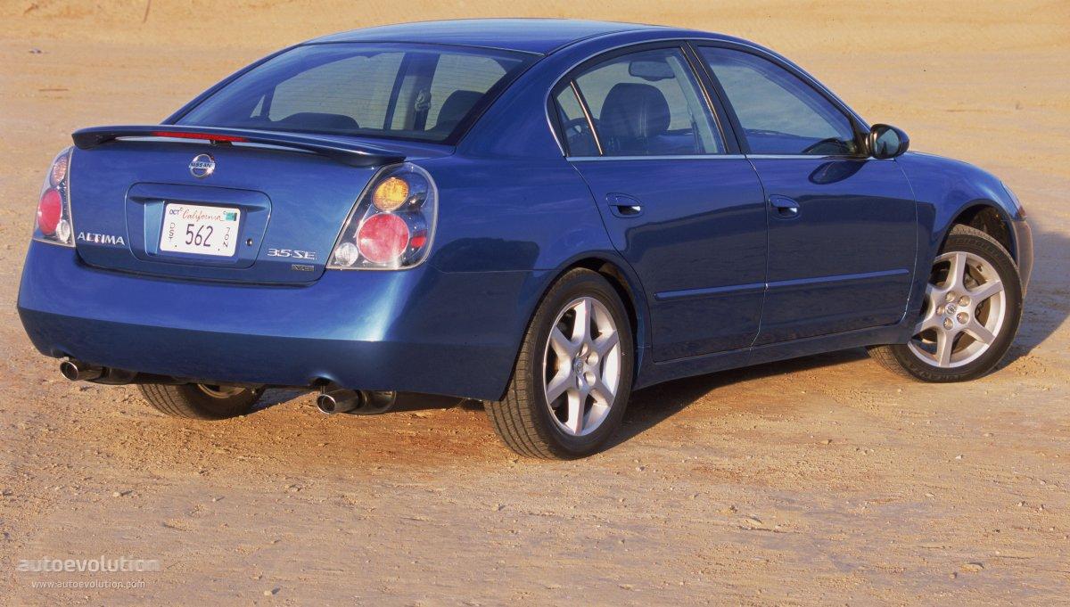 Nissan Altima - 2002  2003  2004  2005  2006