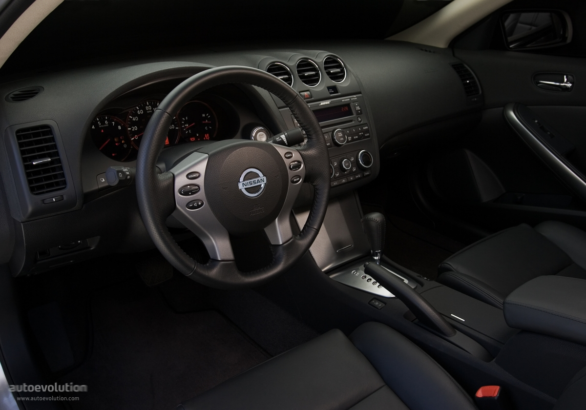 ... NISSAN Altima Coupe (2007   2012) ...