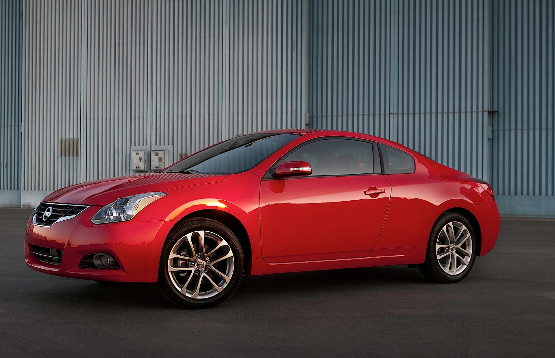 NISSAN Altima Coupe - 2012, 2013, 2014, 2015, 2016, 2017 ...