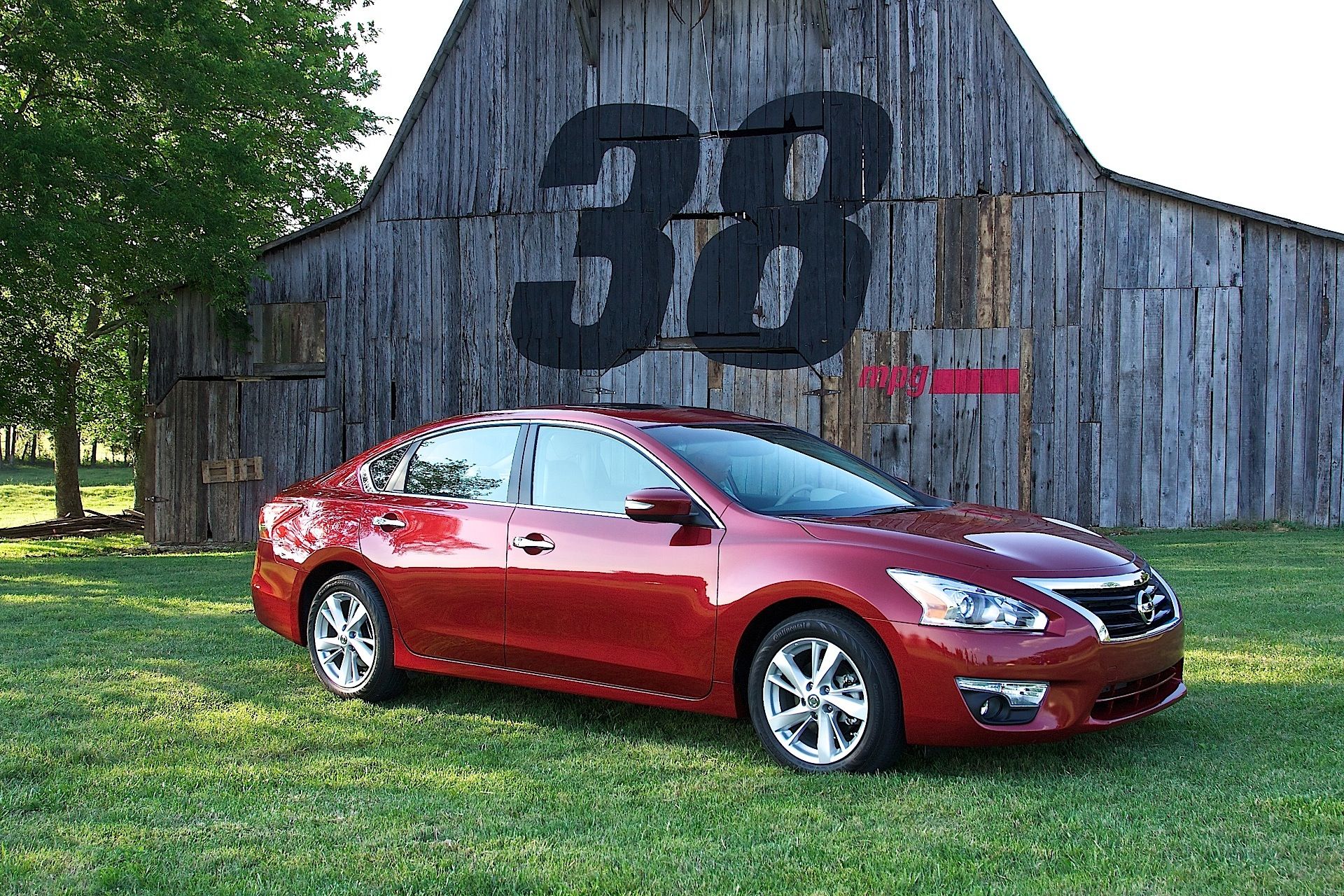 NISSAN Altima Sedan specs & photos - 2012, 2013, 2014 ...