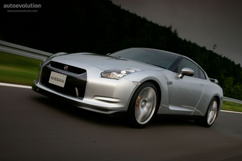 cars nissan r35 gt - photo #41