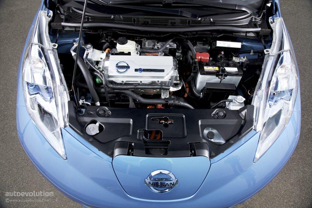 Nissan Leaf Specs Amp Photos 2010 2011 2012 2013 2014