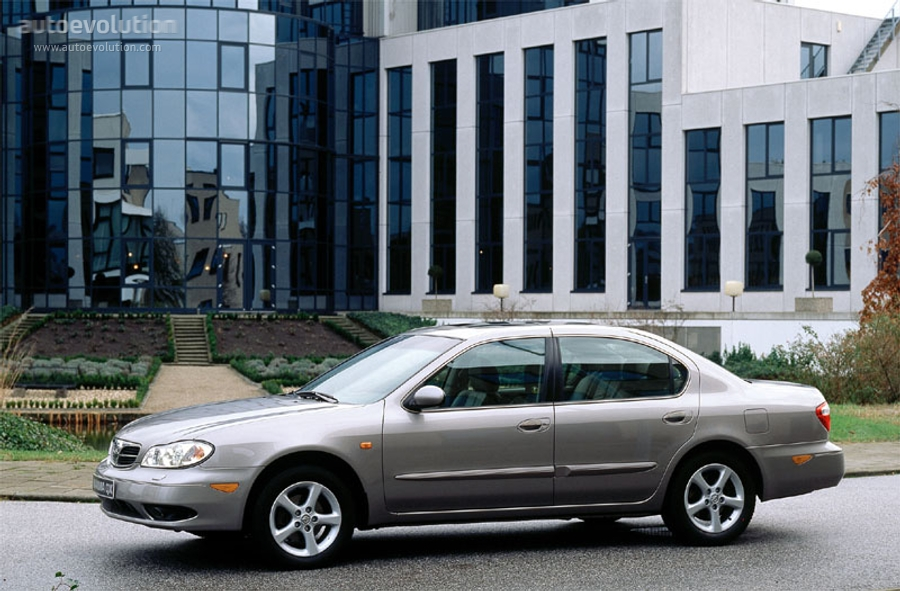 NISSAN Maxima specs & photos - 2000, 2001, 2002, 2003 ...