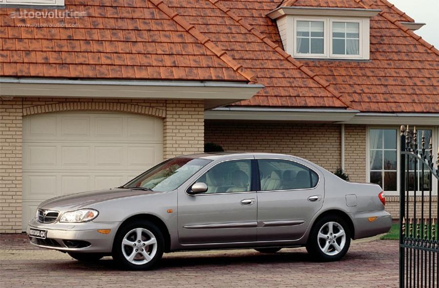 Nissan Maxima Specs Photos 2000 2001 2002 2003 2004