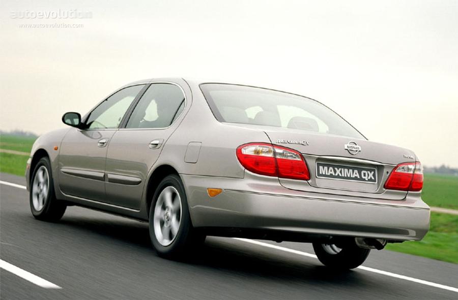 Nissan Maxima 2000 2001 2002 2003 2004 Autoevolution