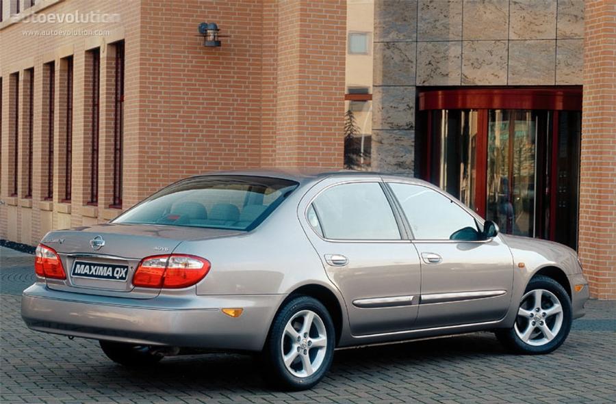 NISSAN Maxima specs - 2000, 2001, 2002, 2003, 2004 ...