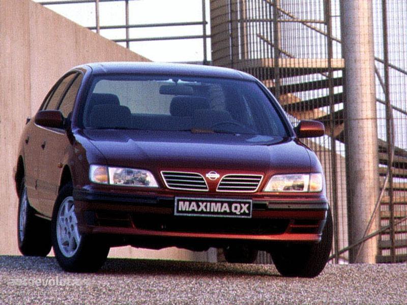 Nissan Maxima 1995 2000