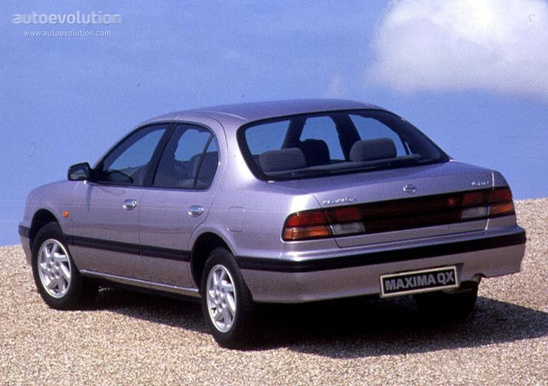 1997 nissan maxima specs