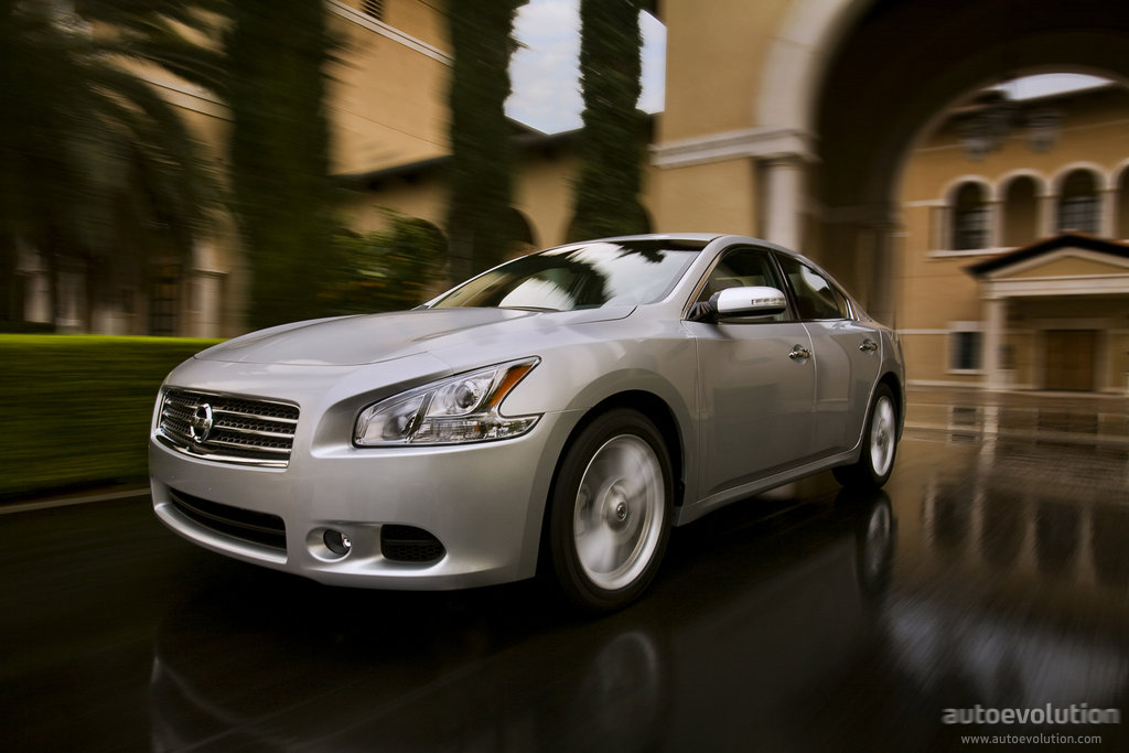 NISSAN Maxima specs & photos - 2009, 2010, 2011, 2012 ...