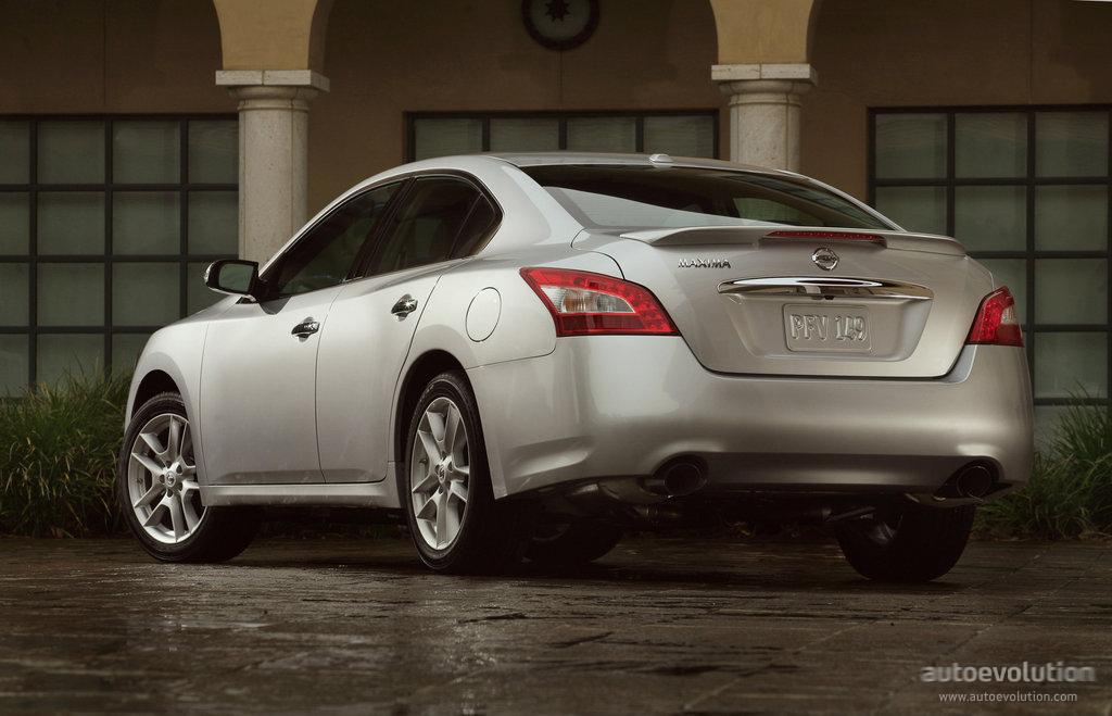 2014 Nissan Maxima Sv >> NISSAN Maxima - 2009, 2010, 2011, 2012, 2013, 2014, 2015, 2016 - autoevolution