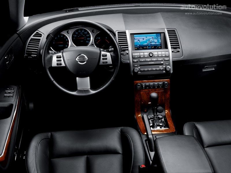 Nissan Maxima Specs 2004 Autoevolution