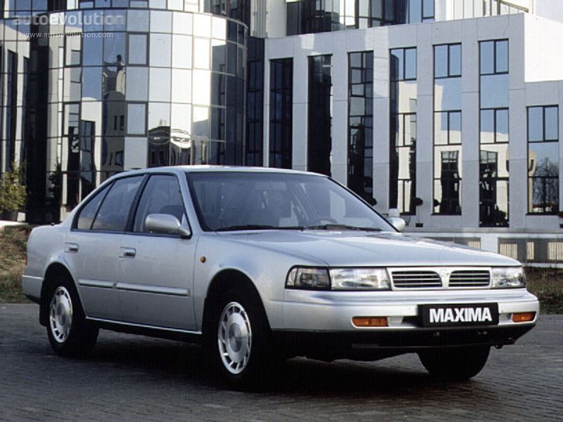 NISSAN Maxima specs & photos - 1990, 1991, 1992, 1993 ...