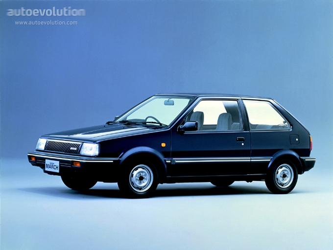 Nissan micra 3 doors specs 1982 1983 1984 1985 1986 1987 1988 1989 autoevolution