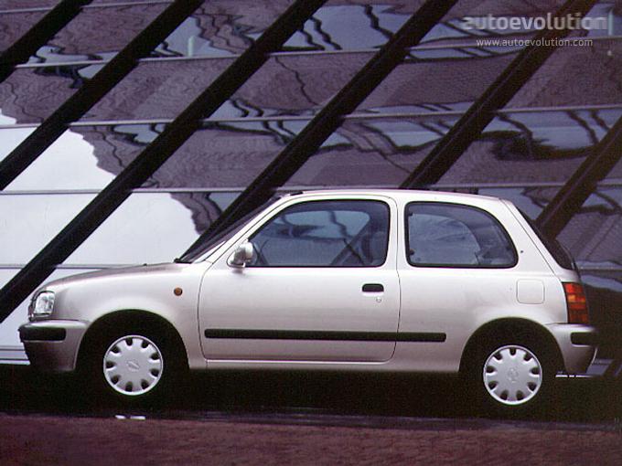 nissan micra 3 doors 1992 1993 1994 1995 1996 1997 1998 autoevolution. Black Bedroom Furniture Sets. Home Design Ideas