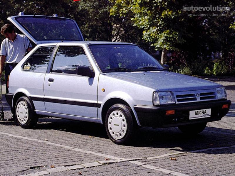 Nissan Micra 3 Doors Specs Amp Photos 1989 1990 1991