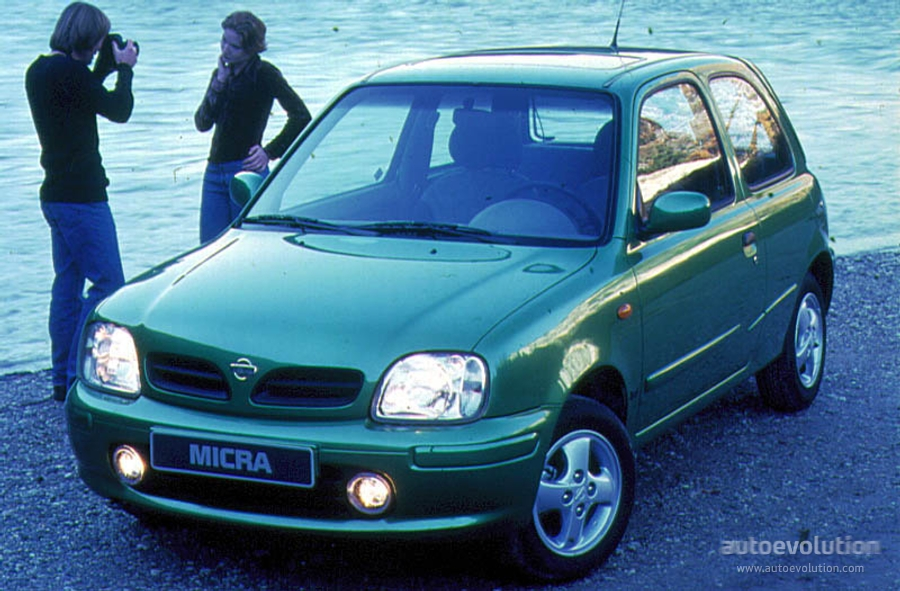 nissan micra 3 doors specs 1998 1999 2000 autoevolution. Black Bedroom Furniture Sets. Home Design Ideas