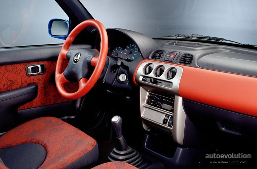 Nissan Micra 3 Doors - 2000  2001  2002  2003
