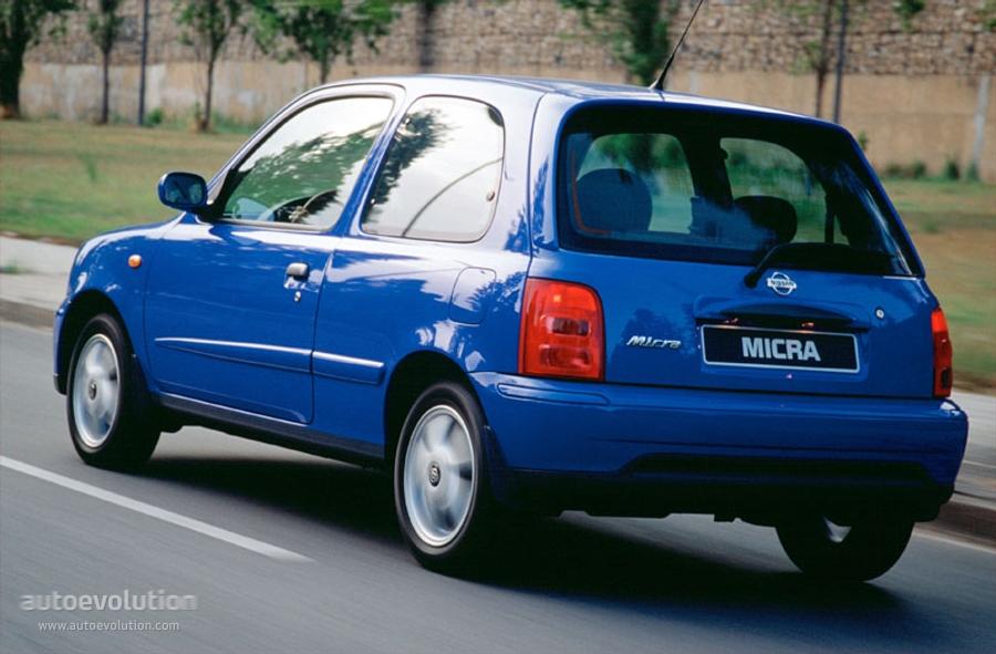 nissan micra 3 doors 2000 2001 2002 2003 autoevolution. Black Bedroom Furniture Sets. Home Design Ideas