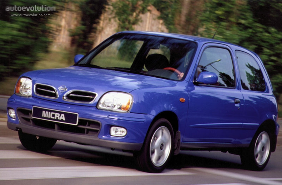 nissan micra 3 doors specs 2000 2001 2002 2003 autoevolution. Black Bedroom Furniture Sets. Home Design Ideas