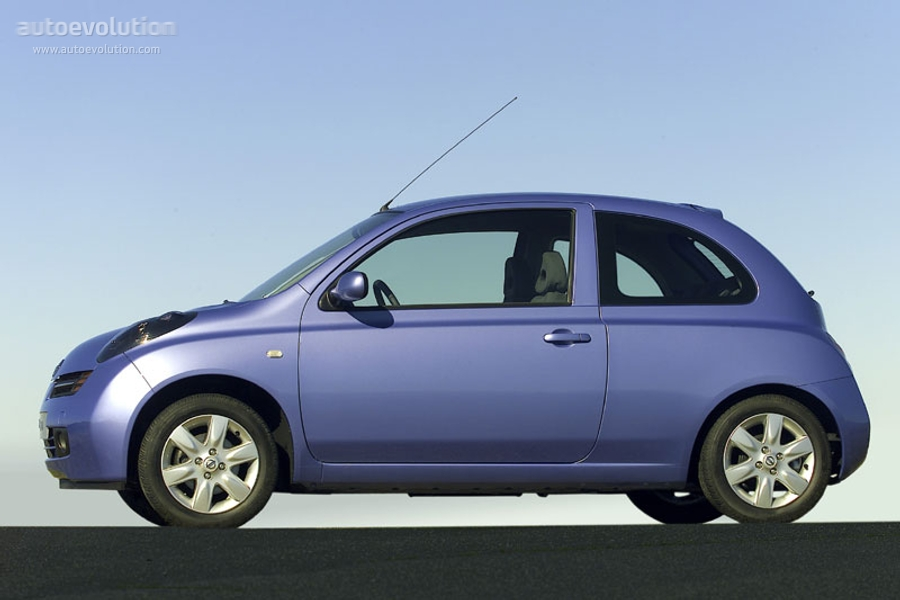 Nissan Micra 3 Doors Specs 2003 2004 2005 Autoevolution