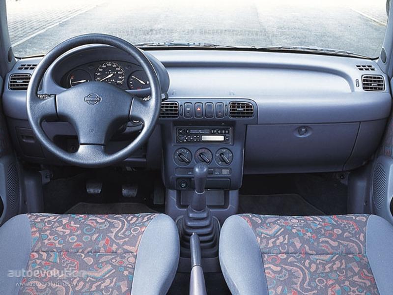 Nissan Micra 3 Doors Specs 1992 1993 1994 1995 1996