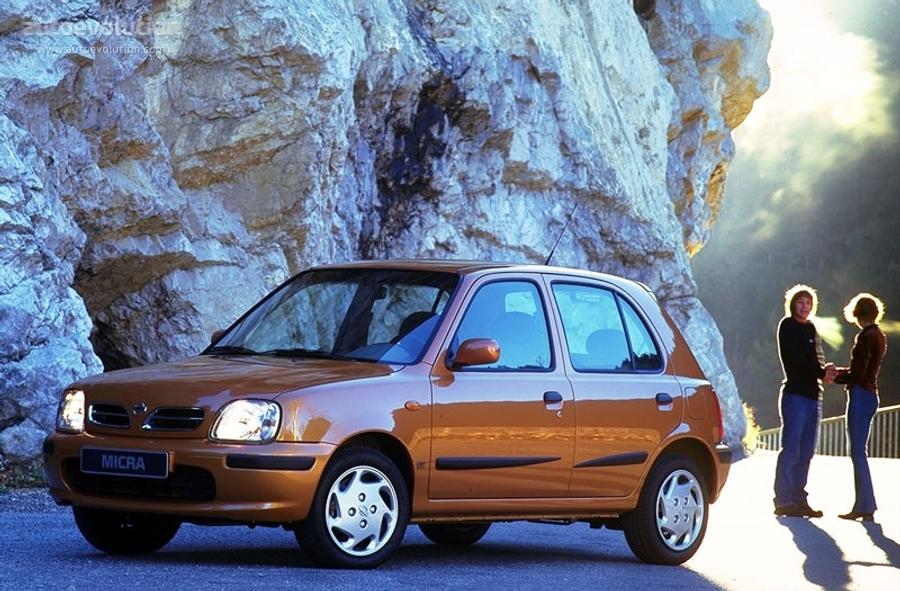 nissan micra 5 doors specs 1998 1999 2000 autoevolution. Black Bedroom Furniture Sets. Home Design Ideas
