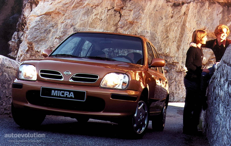 nissan micra 5 doors specs 1998 1999 2000 autoevolution. Black Bedroom Furniture Sets. Home Design Ideas