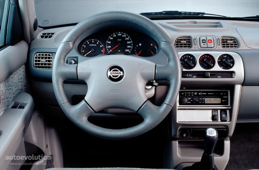 Nissan micra 5 doors specs 2000 2001 2002 2003 for Interieur nissan micra 2000