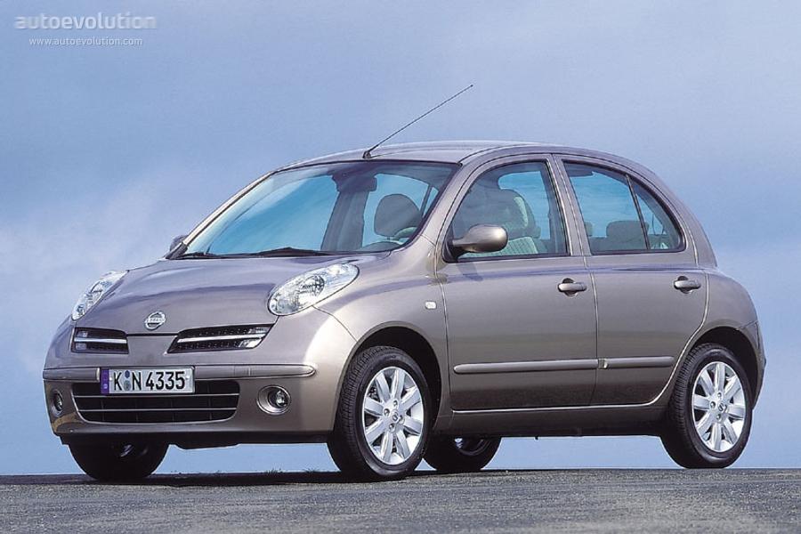Leaf 60 Kwh >> NISSAN Micra 5 Doors specs & photos - 2005, 2006, 2007 - autoevolution