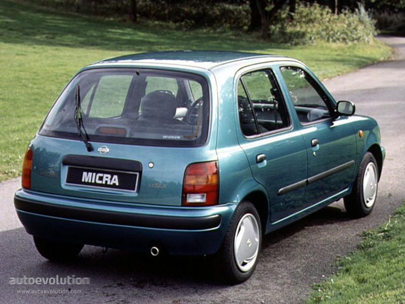 Nissan Frontier Nismo >> NISSAN Micra 5 Doors specs & photos - 1992, 1993, 1994, 1995, 1996, 1997, 1998 - autoevolution