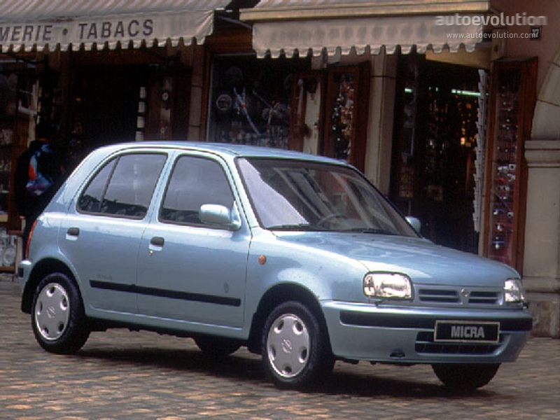 NISSAN Micra 5 Doors specs & photos - 1992, 1993, 1994 ...