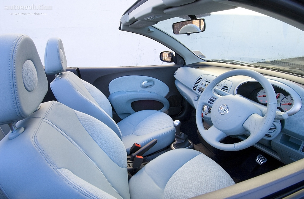 Nissan Micra C C Specs 2005 2006 2007 2008