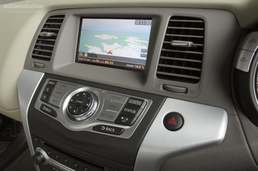 Nissan Murano Specs 2008 2009 2010 2011 2012 2013