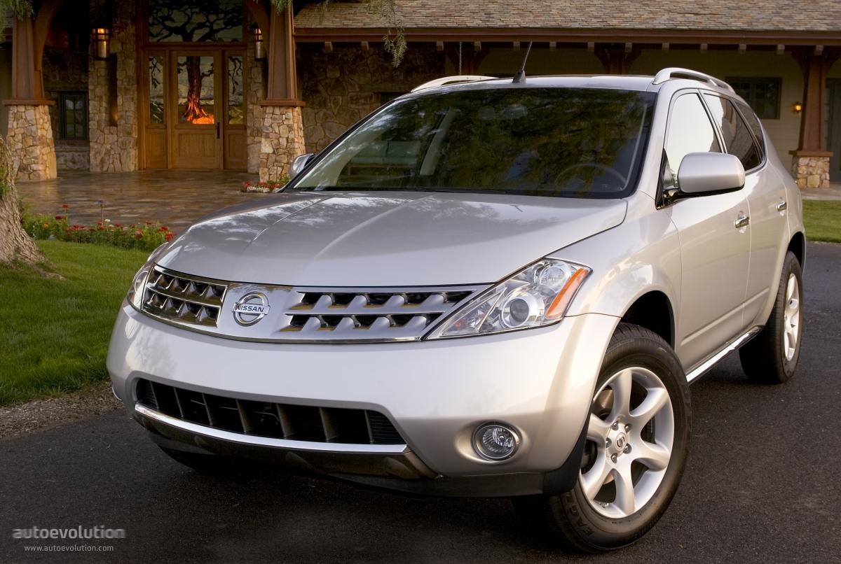 Nissan Murano - 2003  2004  2005  2006  2007
